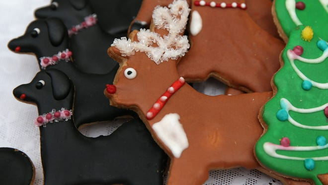 The Coloradoan is hosting a holiday cookie contest. Entries must be submitted on Dec. 5-6.