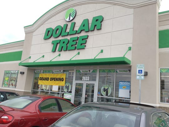 The Dollar Tree in Silver City held a grand-opening celebration on Tuesday.