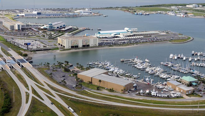 Port Canaveral.