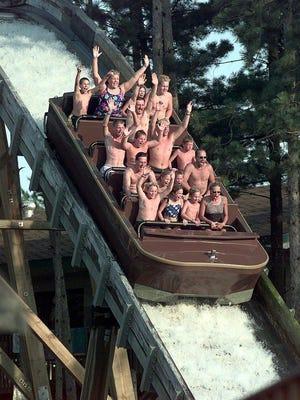 Noah's Ark in Wisconsin Dells.