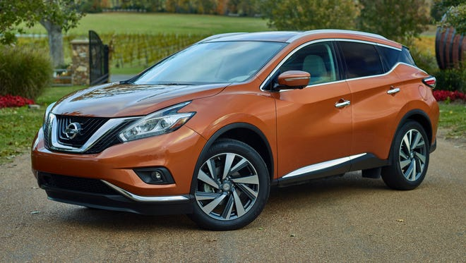 The 2015 Nissan Murano's dramatic looks set the tone for other upcoming vehicles.