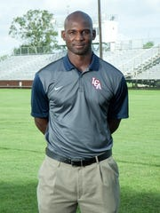 LCA coach Trev Faulk