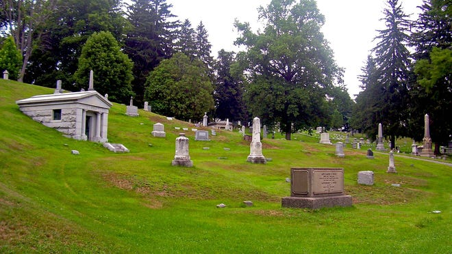 On Jan. 11 the Wallkill Historical Association will welcome Dr. Fred Isseks and Andy Mills who will present a talk and presentation on the Hillside Cemetery in Middletown.