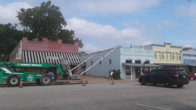 """Amazon film project """"PANIC!"""" has been filming in Smithville."""