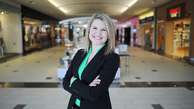 Kirsten Schaffer is the director of marketing at The Empire Mall.