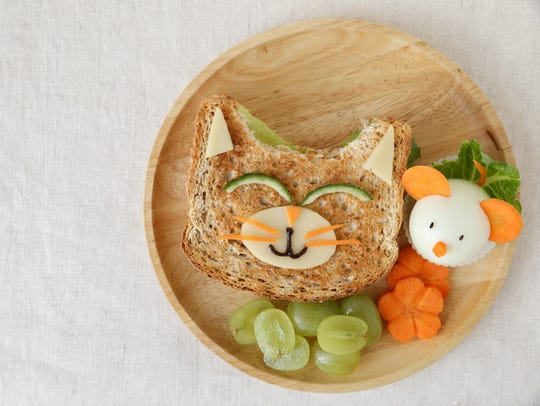 Cutesy, fancy school lunches? Don't do that parents.