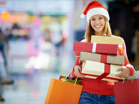 Time for Christmas shopping