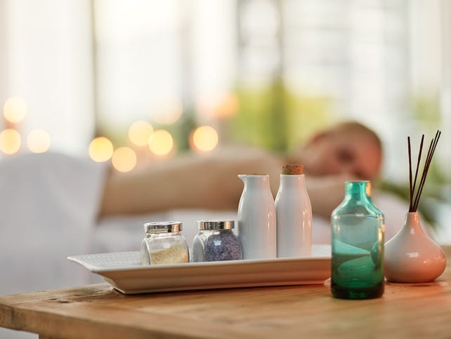 De-stress from the holidays with a $150 spa gift card. Enter 12/1-12/31