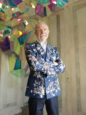 Steve Wilson, philanthropist, art collector and founder of 21C Museum Hotel.