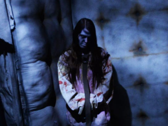 NecroManor Haunted House is now open at the Louisiana