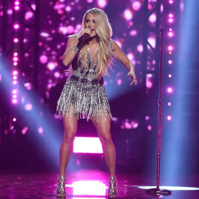 Former San Angelo resident produced Carrie Underwood music video 'Cry Pretty'