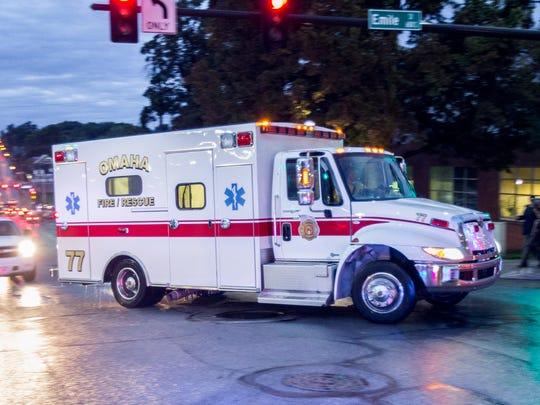 Rick Sacra, Ebola doc ambulance