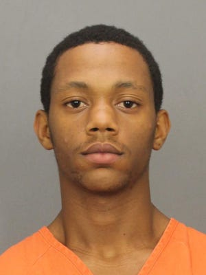 Kishon Pierce of Paulsboro is charged with the murder of 19-year-old Amir Tarpley.