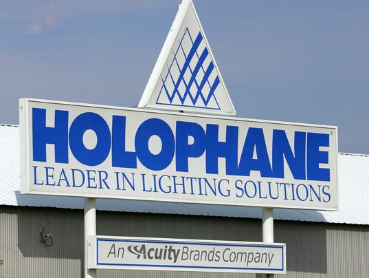 NEW Holophane stock