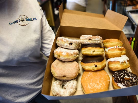 Donut Break, a new doughnut shop in Annville has opened up.