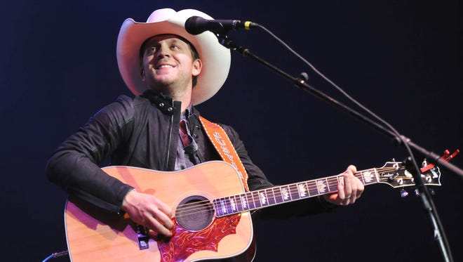 Country music star Justin Moore will headline Lansing's third annual Taste of Country on Saturday, June 9.