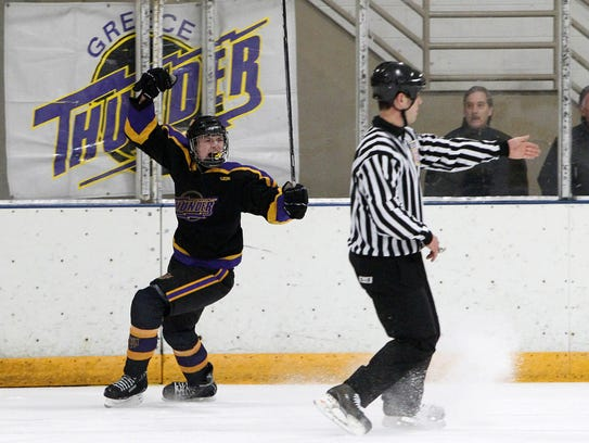 Section V hockey has not been feeling the pinch of