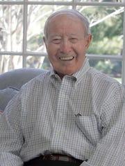 Jules Plangere Jr. former publisher of the Asbury Park