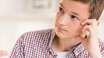 Frank, age appropriate discussions are beneficial when a family is dealing with financial issues.