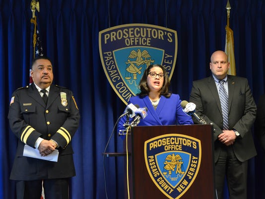 Passaic County news conference