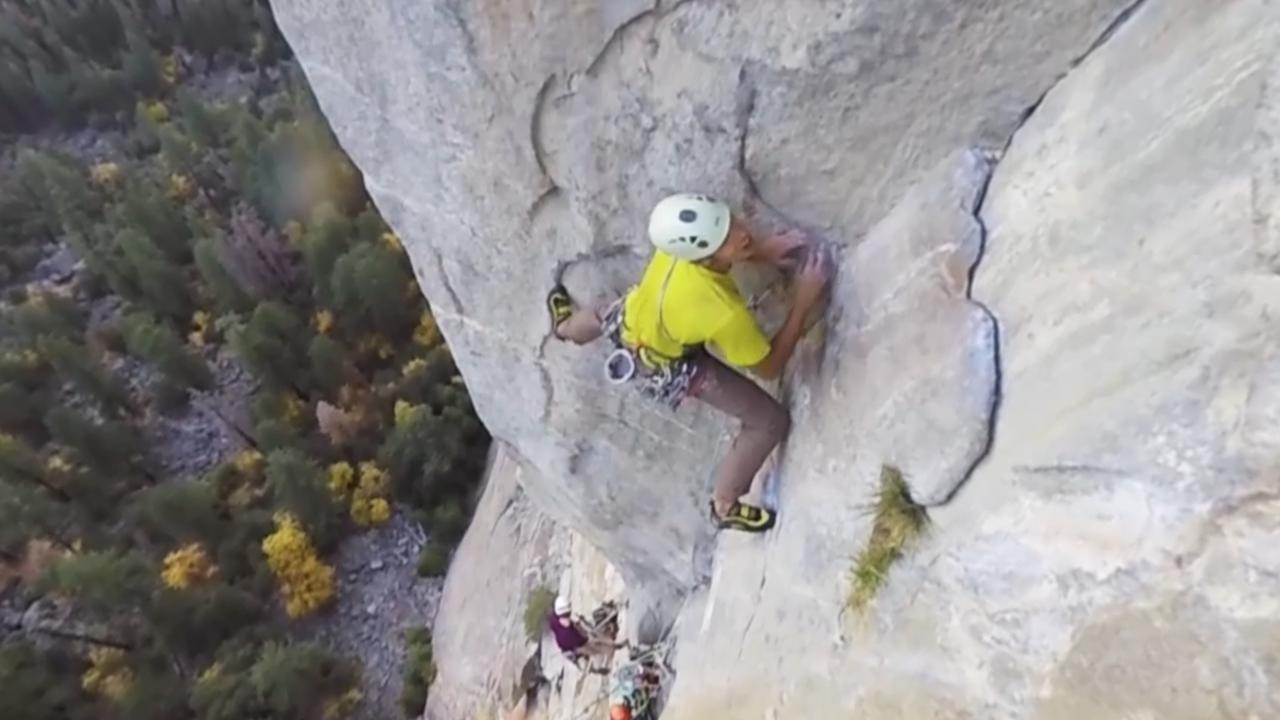Experience a perilous Yosemite climb in VR