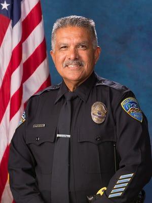 """Palm Springs police Officer Jose """"Gil"""" Vega"""