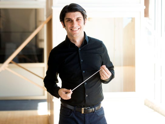 Knoxville Symphony Orchestra music director and conductor