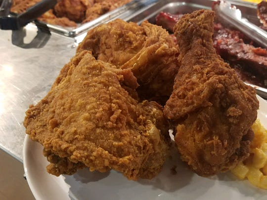 Nicolas fried chicken is a good deal and delicious