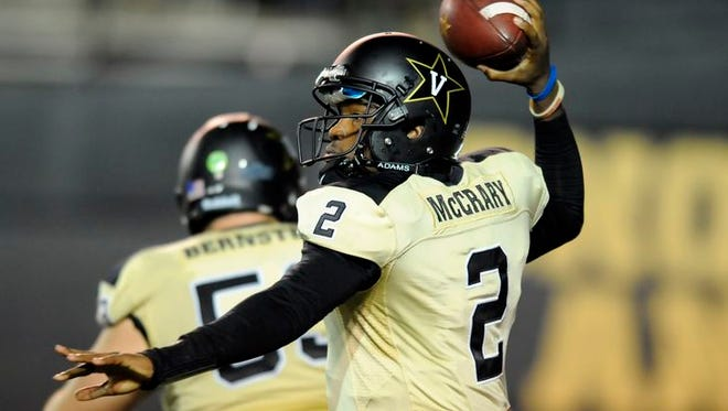Johnny McCrary looks to continue a strong showing after getting off to a rough start this season.