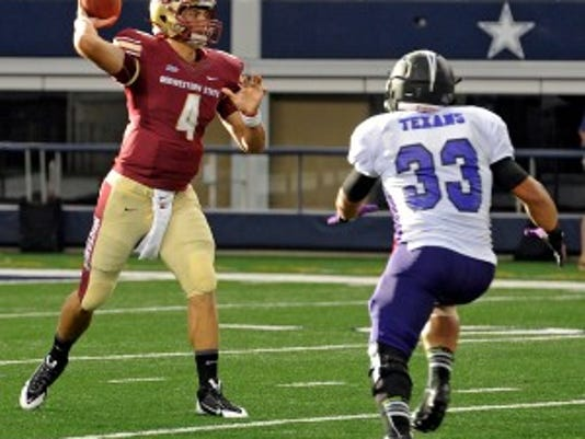 Jake Glover, MSU Sports
