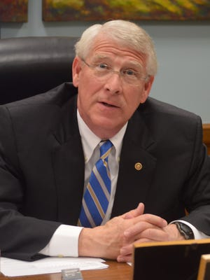 Sen. Roger Wicker, R-Miss., was among speakers who helped kick off the Republican National Convention in Cleveland on Monday.