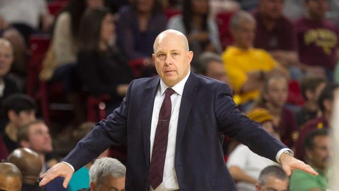 Former Arizona State head coach Herb Sendek is in the mix ...