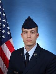 Airman Antonio J. Bento