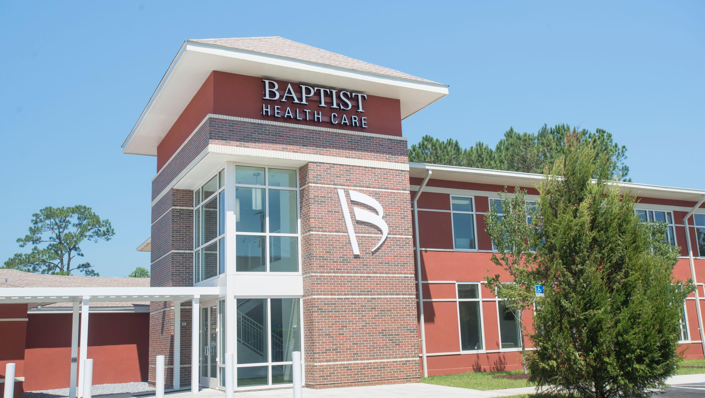 BAPTIST MANOR - PENSACOLA, FL - Hospital and Nursing Home ...