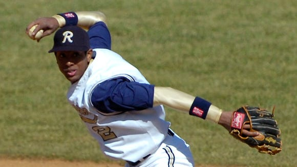 Roberson alum Justin Jackson was the 2007 Citizen-Times All-WNC Player of the Year.