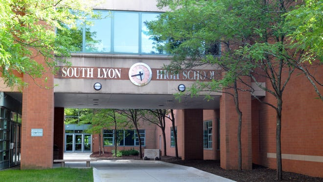 A Green Oak Township teen is charged with making a false terrorist threat targeting South Lyon High School.