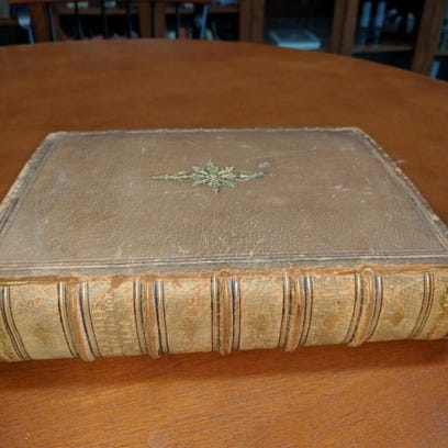 Historic Bible from 1599 discovered in Oregon
