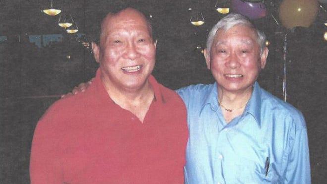 Winnie and Danny Lim