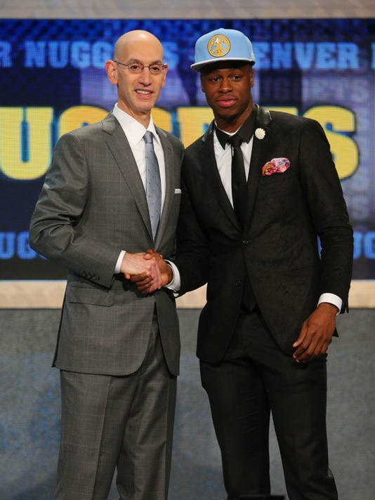 NBA: NBA Draft 2015
