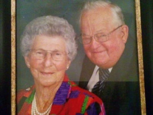 Anniversaries: jerry scott & Pat Scott