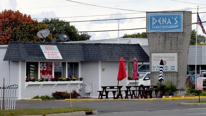 A developer will turn the building at 15391 S. Dixie Hwy., currently Dena' Family Restaurant, into a marijuana business.