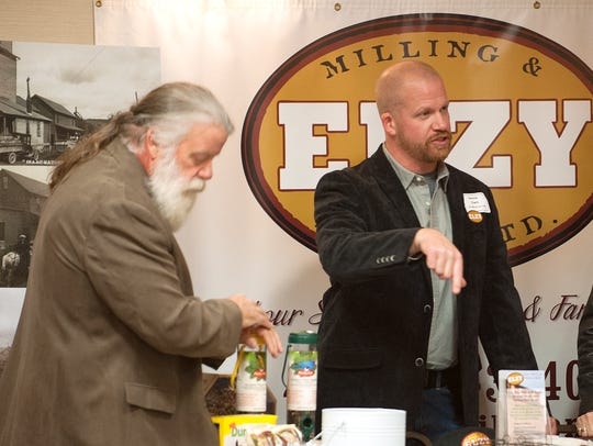 Donnie Clark talks about Elzy Milling & Trade before