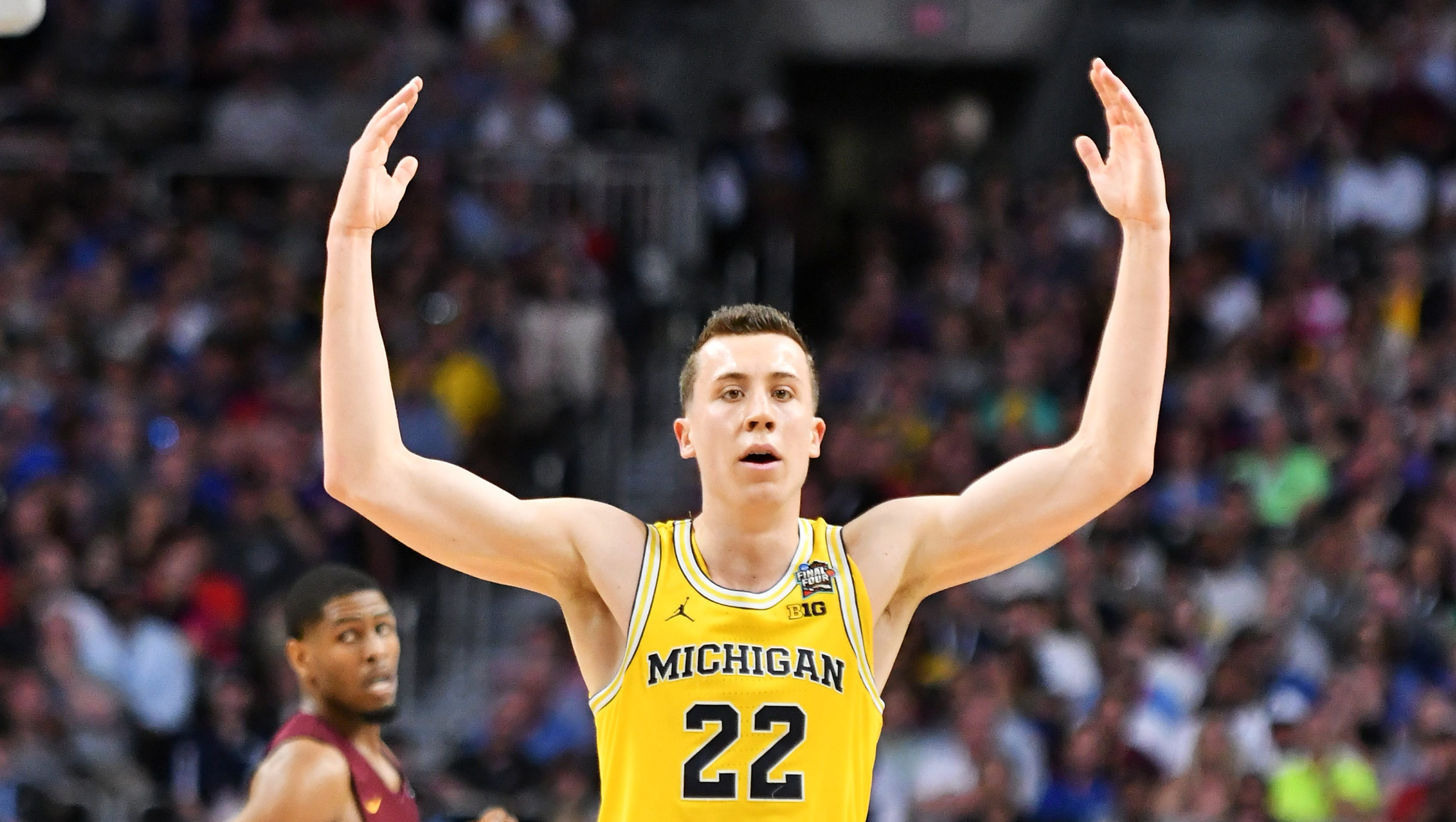 Michigan S Duncan Robinson Has Had Incredible Run To Title Game