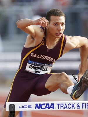 Luke Campbell will try to capture three more national titles this weekend in Iowa.