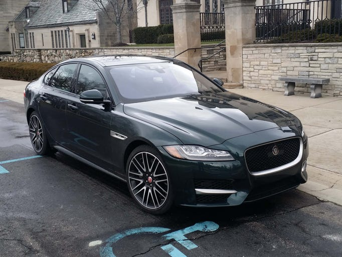 The XF's iconic face and shape are industry standards,