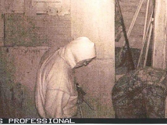 Brooktondale burglary suspect