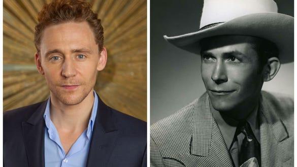 Hiddleston and Williams