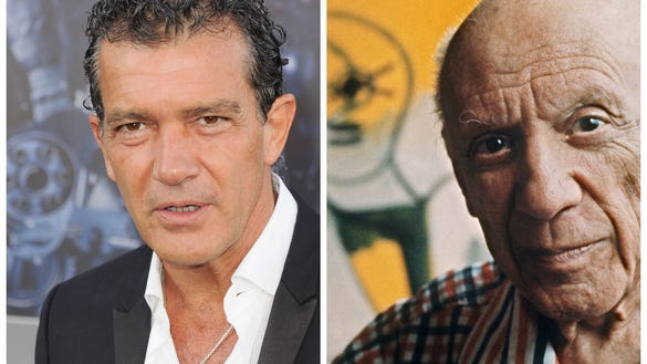 Picasso and Banderas