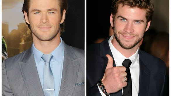Christ Hemsworth; Liam Hemsworth