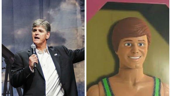 Hannity Ken doll